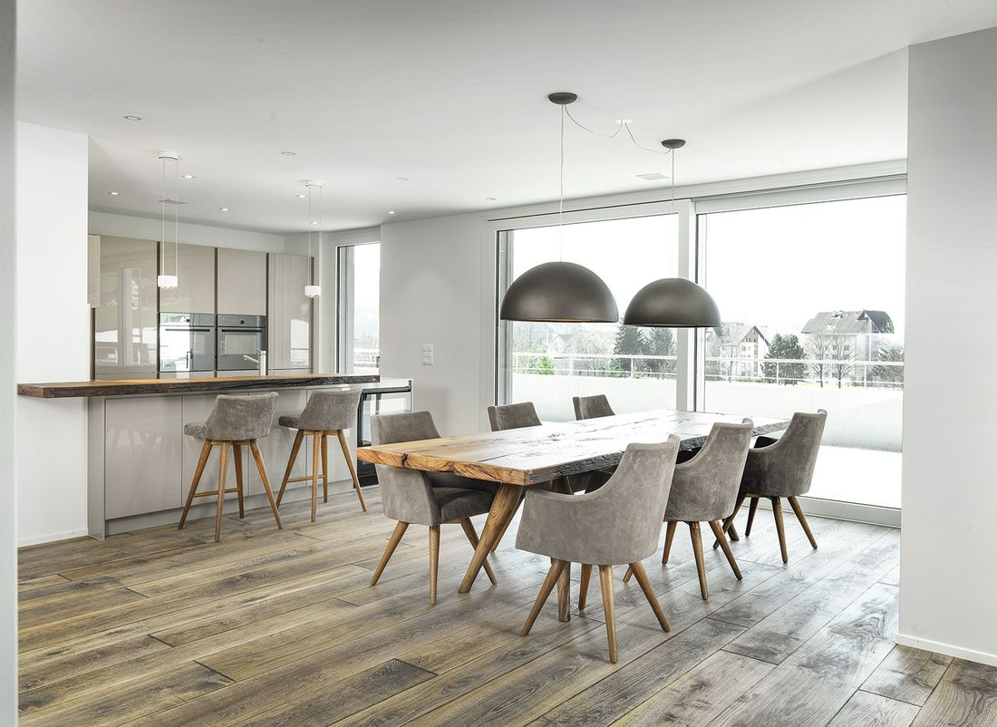 Wohnung in sitterdorf wohnr ume innenarchitektur for Innenarchitektur wohnung