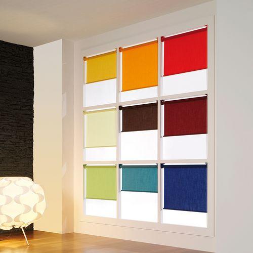 Rollo Beispiele farbig