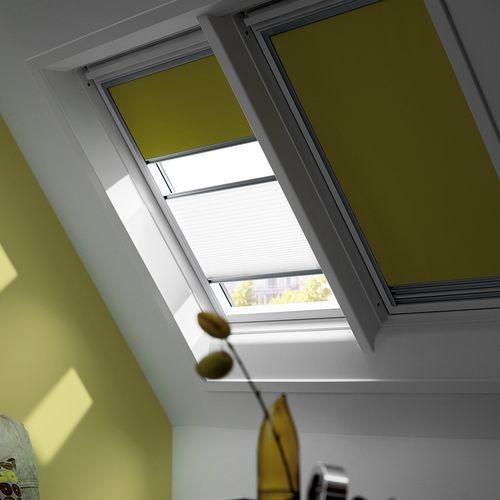 Dachfenster Velux grün