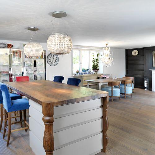 Innenarchitektur Wohnräume Möbeldesign