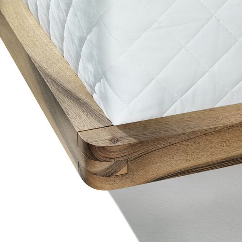 Möbel Bett Holz Lisa