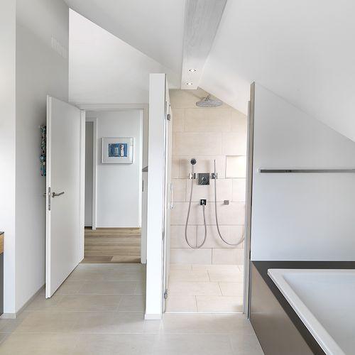 Individuelle Wohnräume Bad