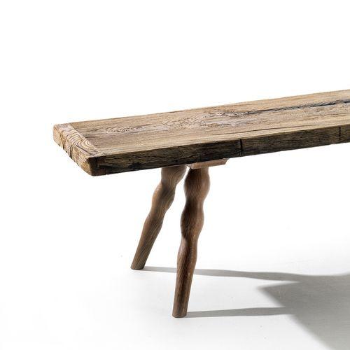 Möbel Tisch Holz eckig Jakob