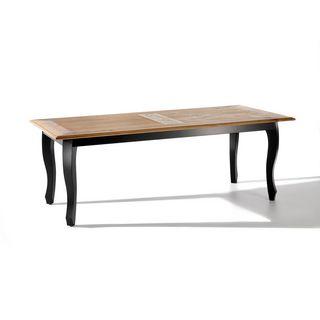 Möbel Tisch Holz eckig Auszugsmechanik Louis