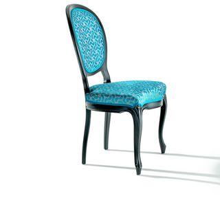 Möbel Stuhl Holz Stoff Philipp