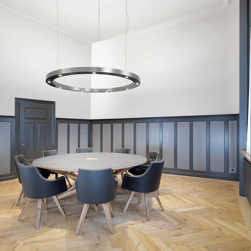 Innenarchitektur Sitzungszimmer