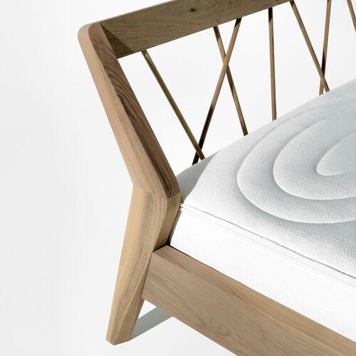 Möbeldesign Bett Angelina Detail