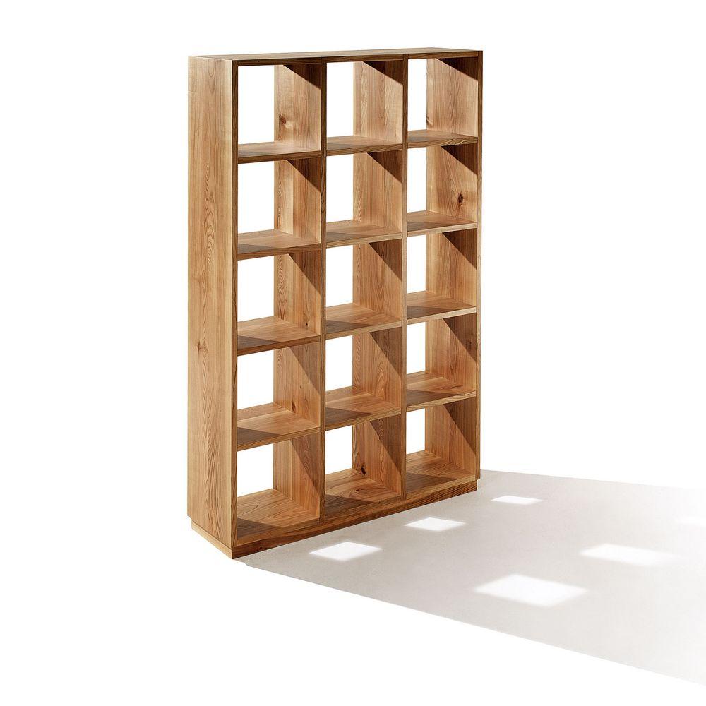 Möbel Regal Holz Alex rechteckig