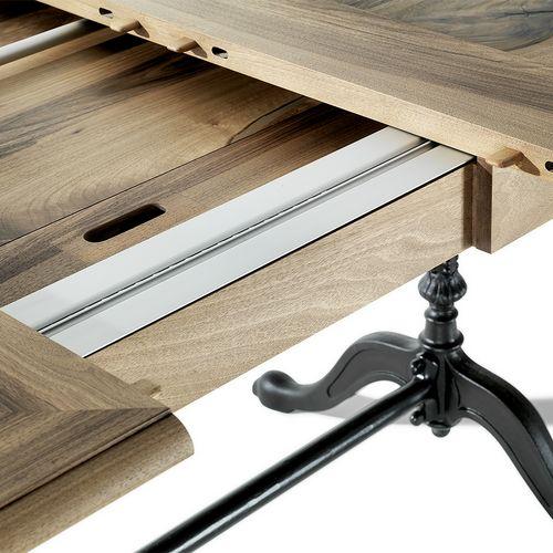 Möbel Tisch Holz Antoinette Detail
