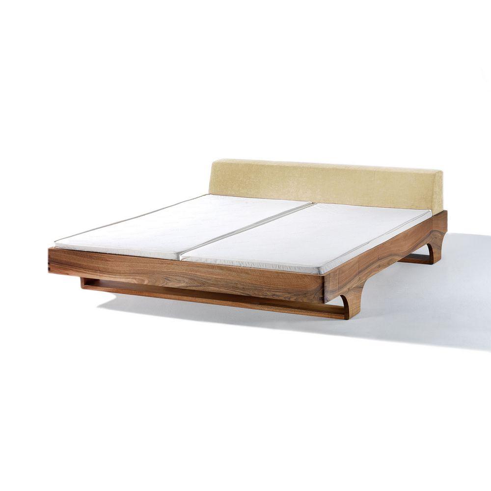 Möbel Holz Bett Simone