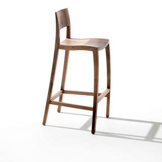 Möbel Stuhl Holz Barhocker Clarissa