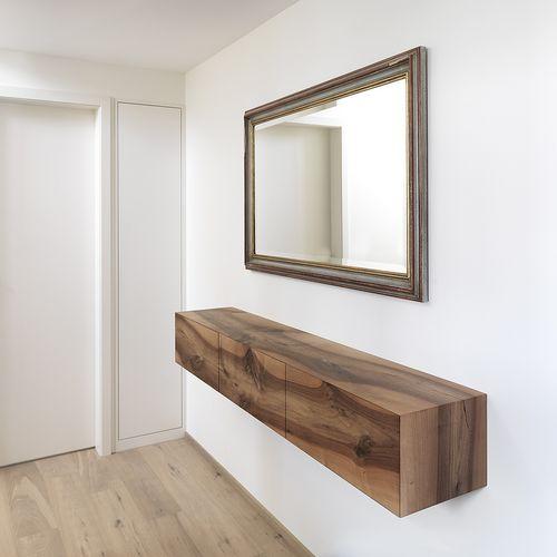Innenarchitektur Möbel Sideboard Holz