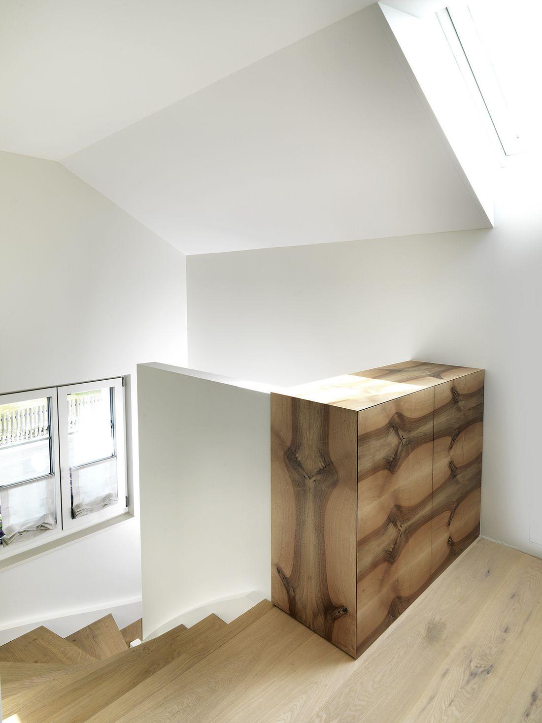 Einfamilienhaus Appenzell : Wohnräume. : Innenarchitektur. : Thomas ...