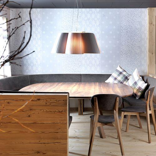 Eventküche Möbel Tisch Holz