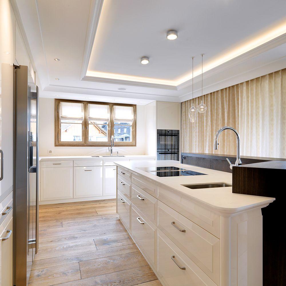 Innenarchitektur Küche