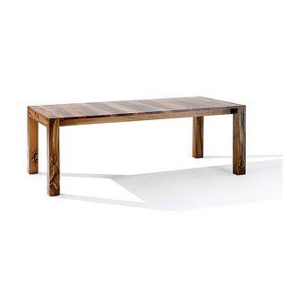 Möbel Holz Tisch Max eckig