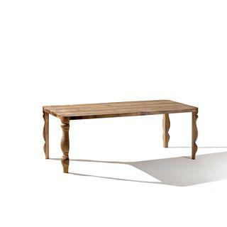 Möbel Tisch Holz eckig Sophia