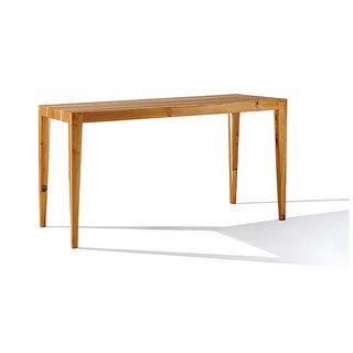 Möbel Tisch Holz eckig Tina