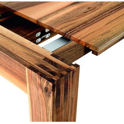 Möbel Tisch Holz eckig valentin Auszugsmechanik