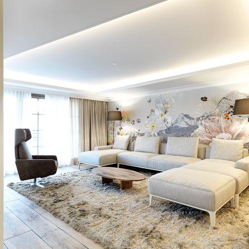 Individuelles Wohnzimmer