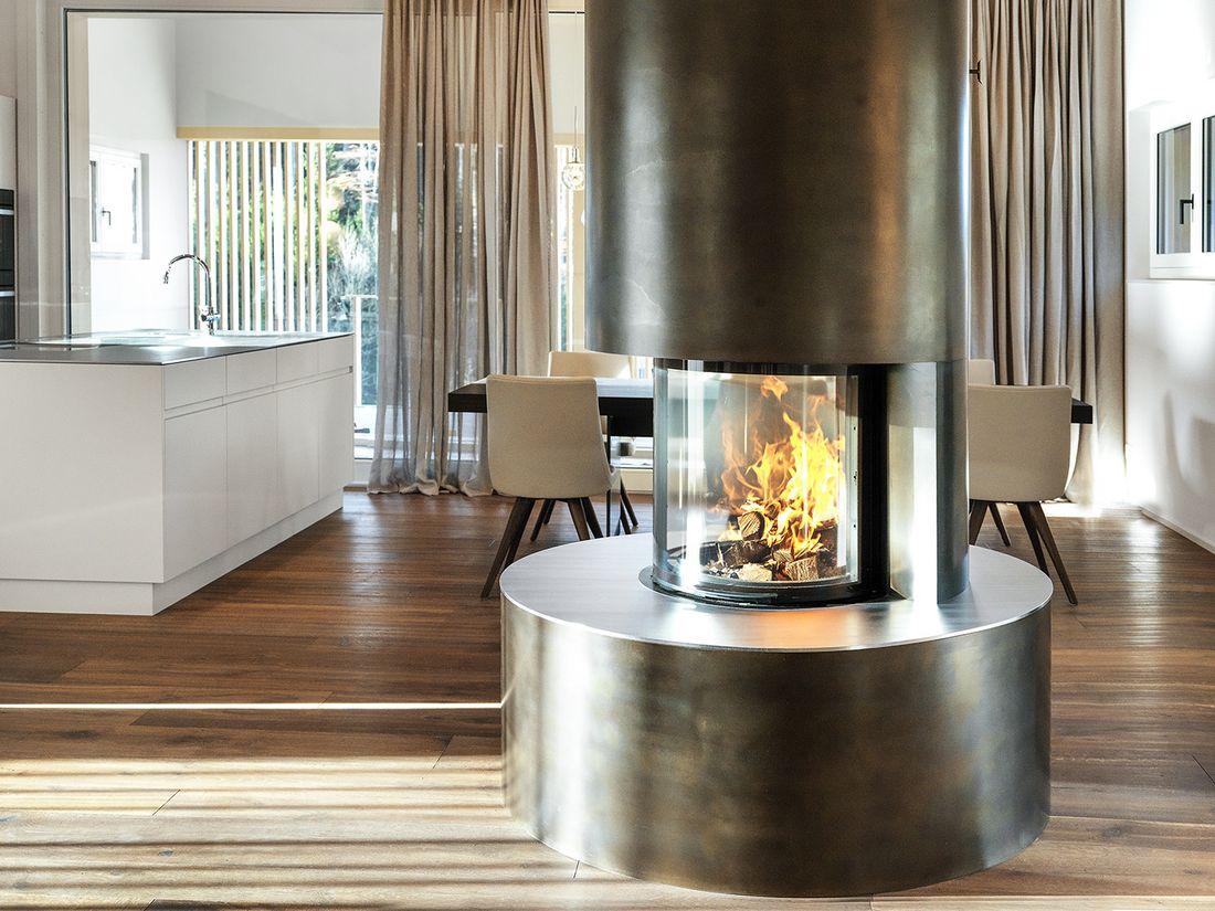Einfamilienhaus Herisau : Wohnräume. : Innenarchitektur. : Thomas ...