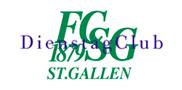 Logo DienstagClub FC St. Gallen